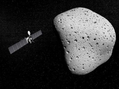 Rosetta и комета 67P/Чурюмова-Герасименко