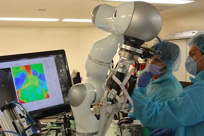 Smart Tissue Autonomous Robot провел удачную операцию на мягких тканях