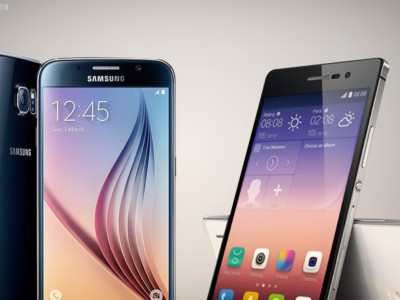 Патентная война Huawei и Samsung