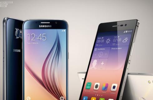Патентная война между Huawei и Samsung разгорелась на полную силу