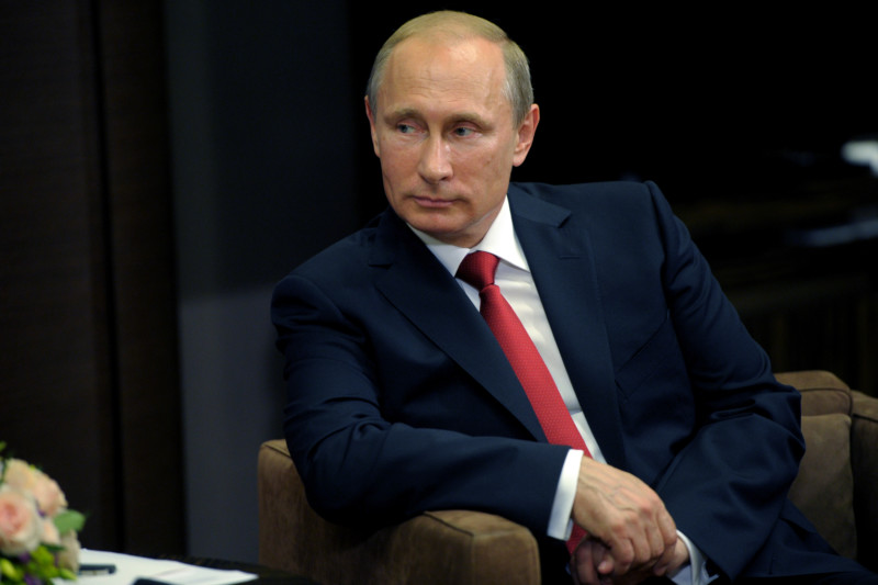 Владимир Путин вошел в десятку самых влиятельных людей планеты