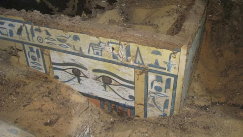 Археологи нашли гробницу Саттени