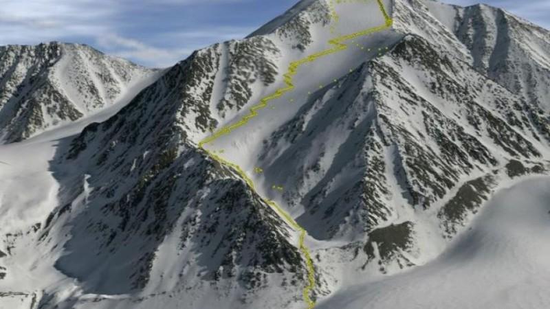 Самая высокая гора на Аляске
