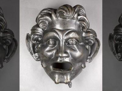 Храм Пана таил бронзовую маску
