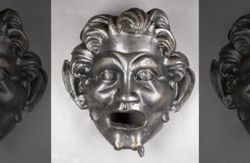 Греческие ворота в Израиле раскроют тайну маски