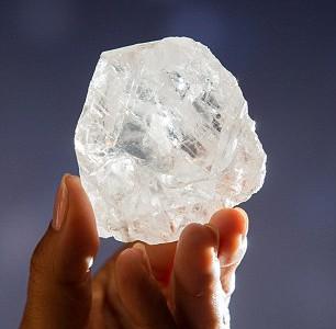 Алмаз Lesidi la Rona