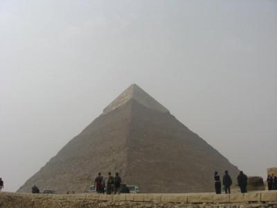 Сканирование пирамид