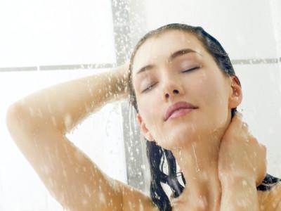 Правильно принимать душ не сложно
