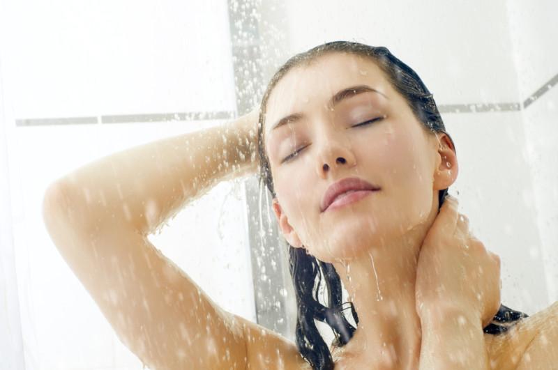 А вы правильно принимаете душ?