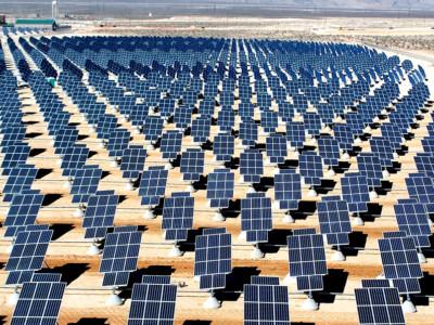 Электроэнергия от Apple: солнечная ферма Apple