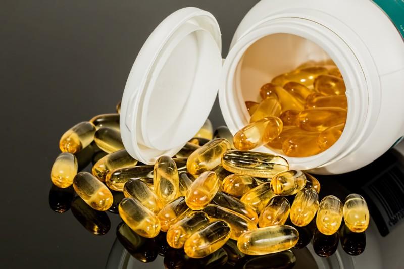 Смесь из витаминов спасет от старения мозга