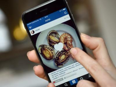 Фотографирование моментов  в Instagram