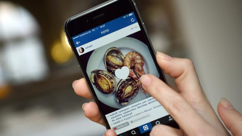 Instagram делает людей счастливее