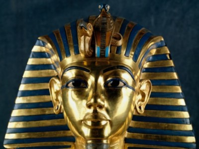 Кинжал Тутанхамона создан из метеорита
