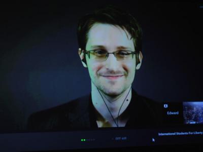 АНБ в Японии: Эдвард Сноуден