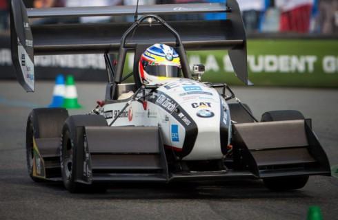 Швейцарские студенты создали самый быстрый электромобиль в мире