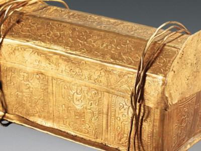 Останки Будды  могли хранится в золотом ларце