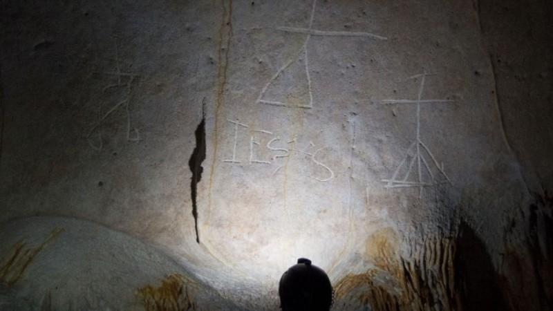 Европейцы любят рисовать на стенах