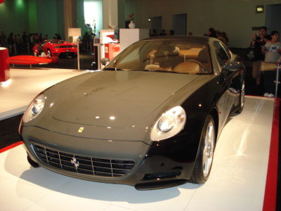 One-off Ferrari: 612 Scaglietti Sessanta Edition