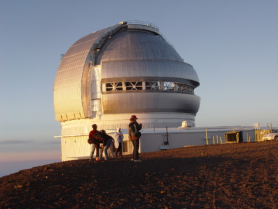 Wise 0855 изучают в обсерватории Джемини