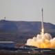 SpaceX еще раз успешно посадила Falcon 9