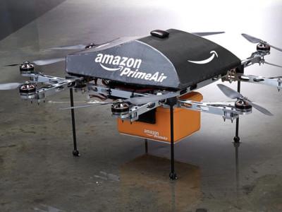 Дроны Amazon
