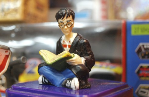 Гарри Поттер вызвал ажиотаж в мире