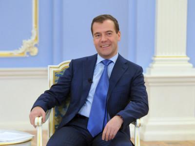 Российское ПО  по приказу Дмитрия Медведева