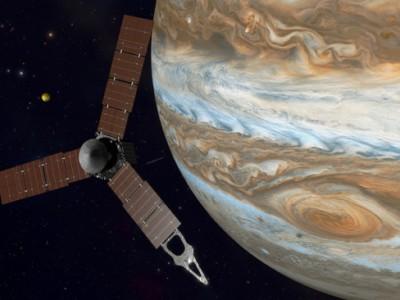 Зонд NASA Юнона