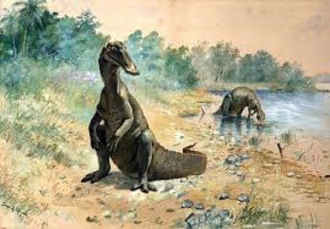 Динозавры не умели реветь