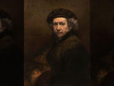 Рембрандт создавал удивительные автопортреты
