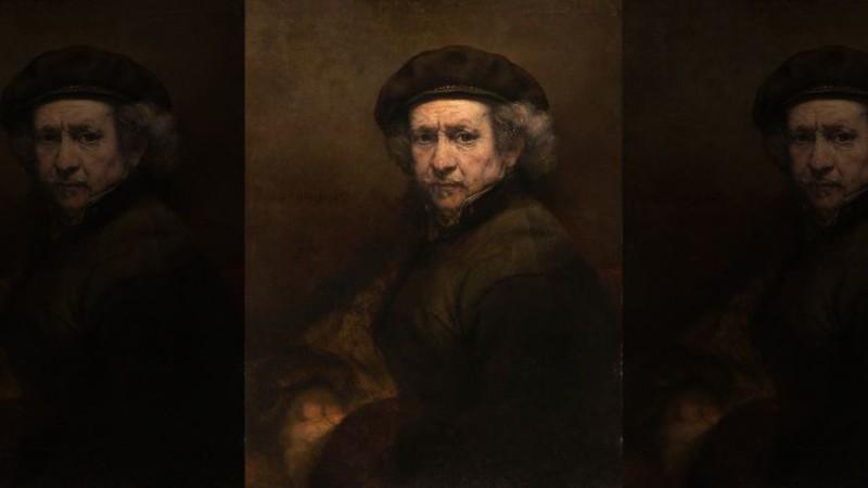 Как Рембрандт создавал автопортреты
