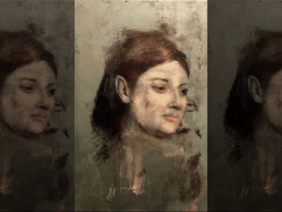 Скрытый портрет Дега