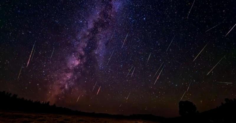 В августе начнется звездопад Персеиды