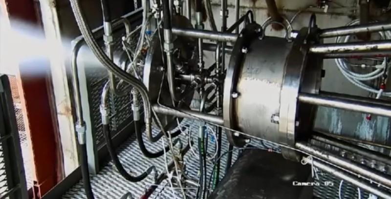 Россия первой испытала экологически чистый двигатель для ракет
