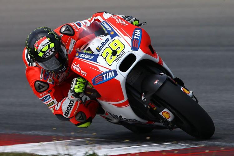 MotoGP в Австрии выиграл «маньяк»