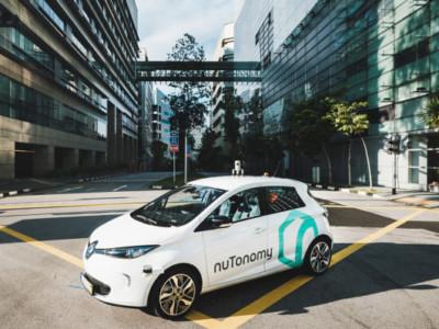 Такси nuTonomy