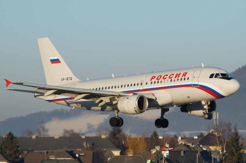 «Россия» разрешила пользоваться телефонами во время полета