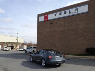 Новые машины Tesla
