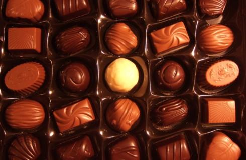 Темный шоколад может быть частью здорового питания