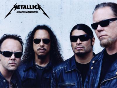 Новый альбом Metalliсa