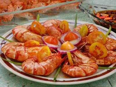Омега-3 жирные кислоты содержаться в морепродуктах
