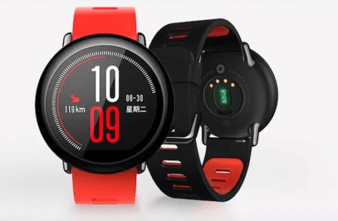 Компания Huami представила умные часы с GPS
