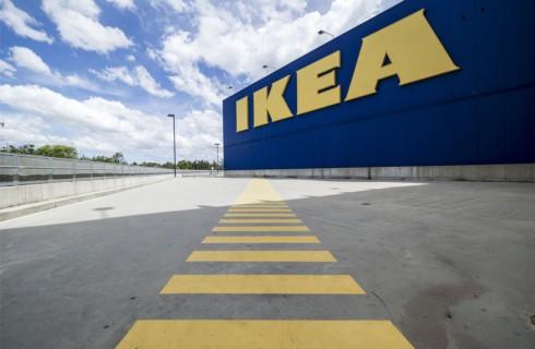 IKEA задумалась о создании шестиместной кровати