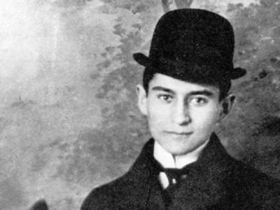 Архив Франца Кафки передан в библиотеку