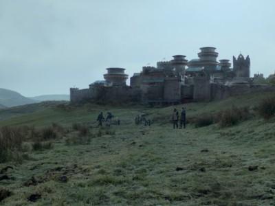 Замок из «Игры престолов»
