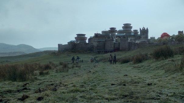 Замок из «Игры престолов» построят на Урале
