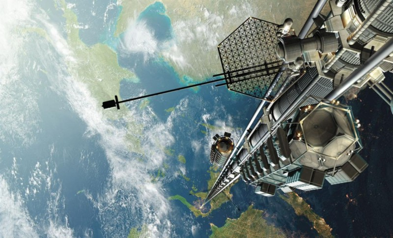 Канада соединит Землю икосмос лифтом