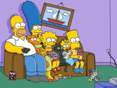 Новый эпизод «Симпсонов»