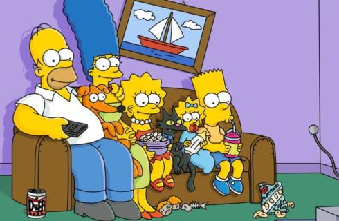 """Выйдет эпизод """"Симпсонов"""", продолжительностью в час"""